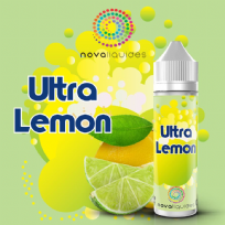 E-liquide Ultra Lemon 60ml de Nova
